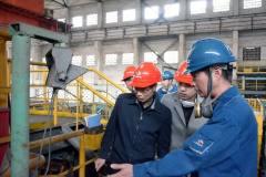江西铜业铅锌公司顺利通过安全生产标准化二级达标复审