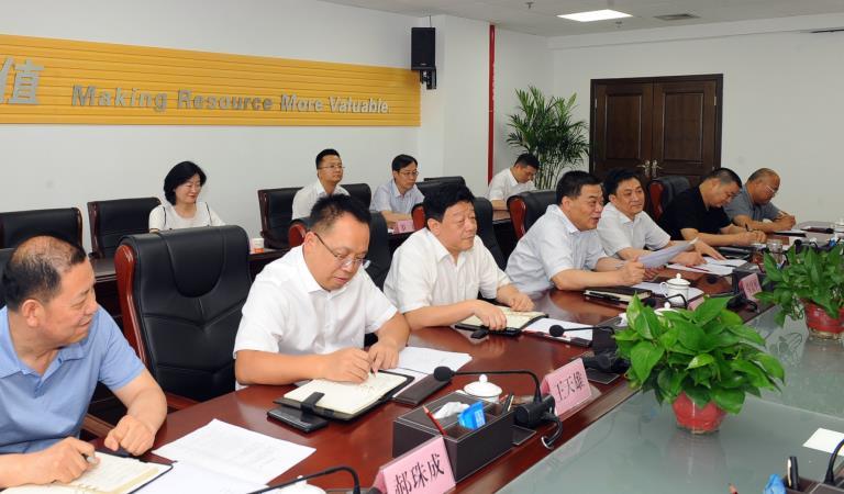 陕西有色与杭州锦江集团深化交流合作
