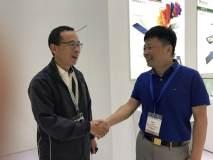 中國鋁業協會組糰蓡加第十五屆中國國際鋁工業展