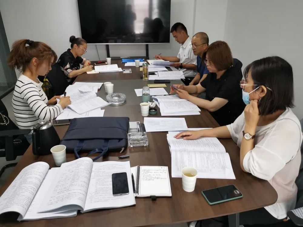 青海铜业组织召开突发环境事件应急预案专家评审会