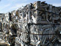 1月至7月韩国从美国进口的废铝增长6%