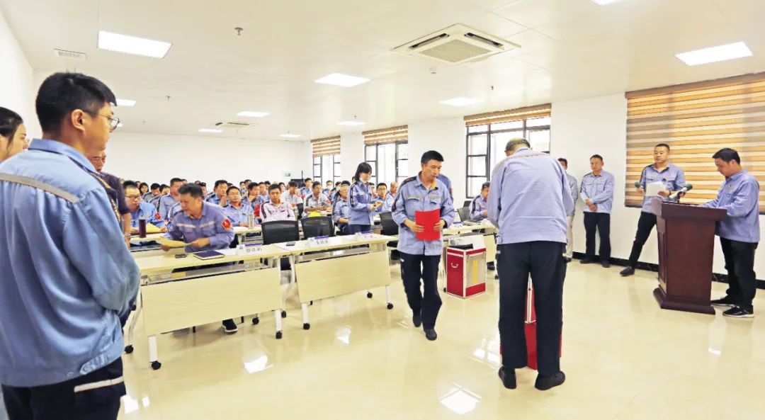 东南铜业召开一届二次职工代表大会