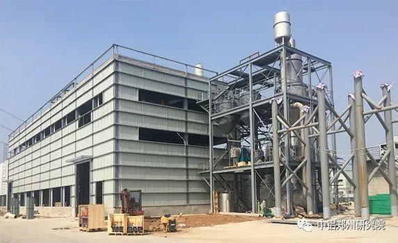 中铝郑州研究院的二次铝灰处理技术达到国际先进水平