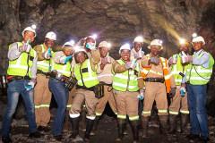 紫金矿业卡库拉铜矿已可进入高品位矿段采矿