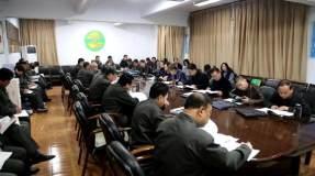 中条山集团领导到篦子沟矿业公司开展专题调研