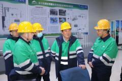 金川集团董事长王永前检查指导重点项目建设和安全生产工作