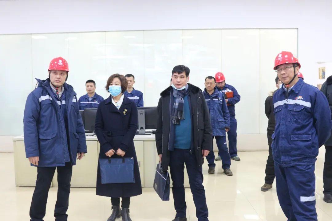 山西省安委办组织记者团到国家电投山西铝业采访安全生产专项整治三年行动