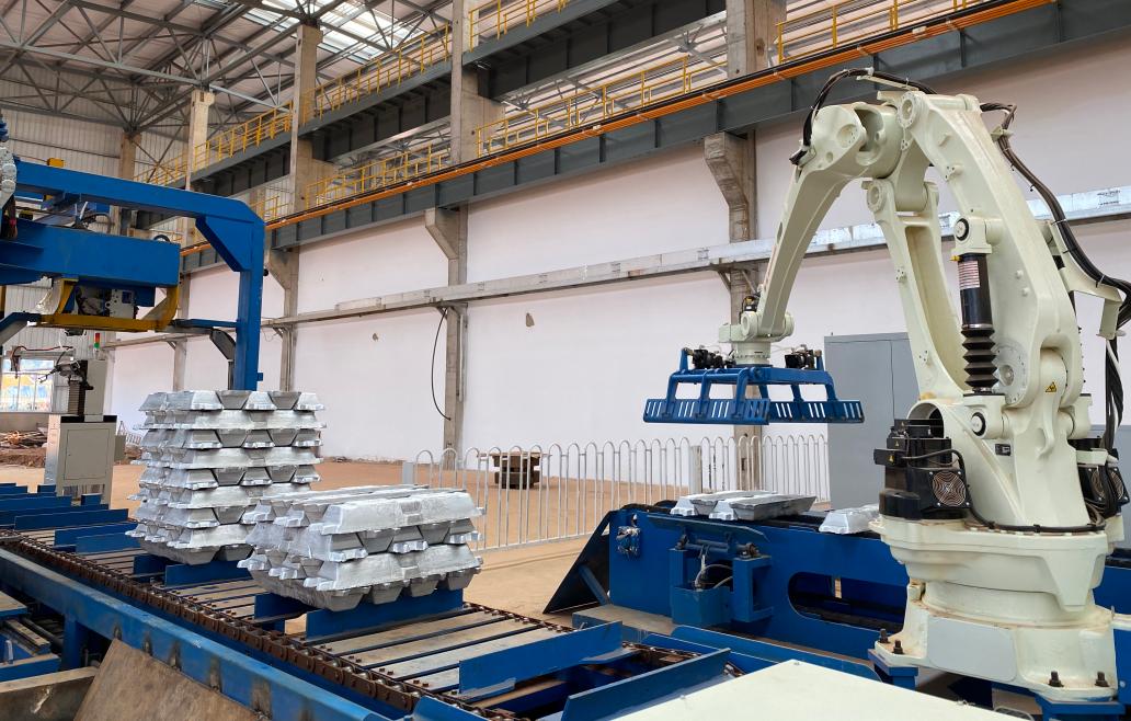 云铝文山铝业2020年铝液产量有望突破21万吨