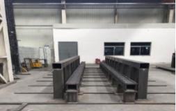 天成彩铝设计制作退火炉储存料架提高生产效率