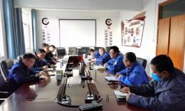 广西强强碳素与广投银海铝业公司客人到访东兴铝业陇西分公司