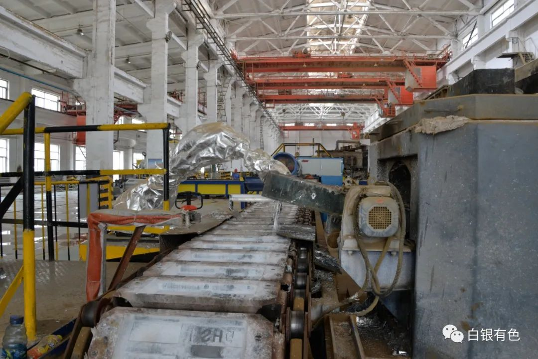 白銀有色鉛鋅廠2020年電鋅、陰極鋅產量創歷史最好水平