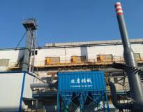 东兴铝业陇西分公司240kA电解系列物料循环输料系统投入运行