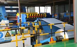 天成彩铝公司成功实现自动控流改造