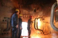 云南永昌铅锌沸腾炉改造显成效