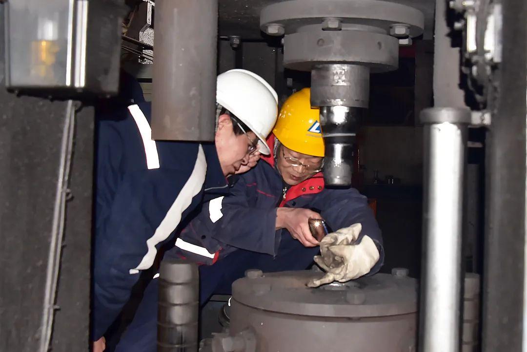 西北铝组织开展一季度综合大检查