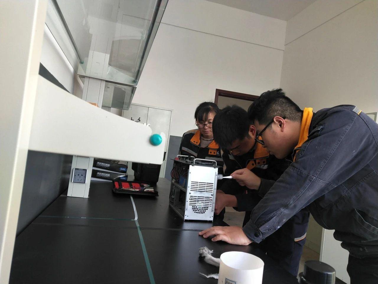 东南铜业质检中心开展检验检测能力提升工作