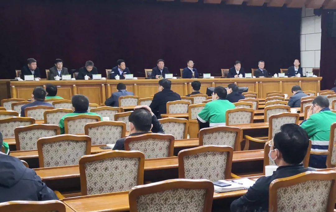 金川集團召開3月份生產經營計劃會