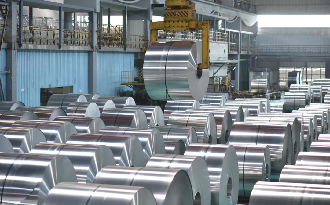 西南铝1至2月外销产量同比增长27%