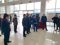 中國有色金屬工業協會調研組到朝輝銅業參觀調研