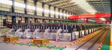 东兴铝业正式启动嘉峪关电解槽阴极全石墨化结构三期工程优化项目