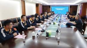 上海期货交易所专家到中铝股份广西分公司开展氧化铝品牌注册检查