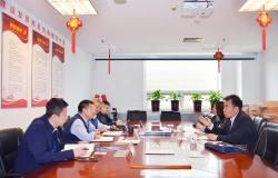中国铸造协会一行到访再生金属分会