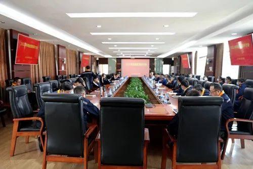 西南銅業召開2021年精益管理工作研討會