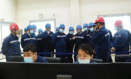 国家电投集团公司外部董事到山西铝业调研