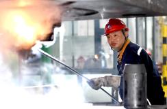 """中铝西南铝锻造厂一季度生产经营""""开门红""""侧记"""