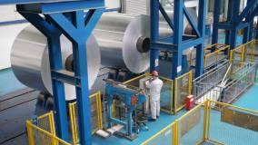 中孚高精铝材公司实现铝精深加工产品销量11.19万吨