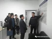 铜川市应急管理局到陕西达美轮毂检查安全生产工作