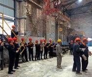 中金岭南韶关冶炼厂铜回收环保技术改造项目成功投运