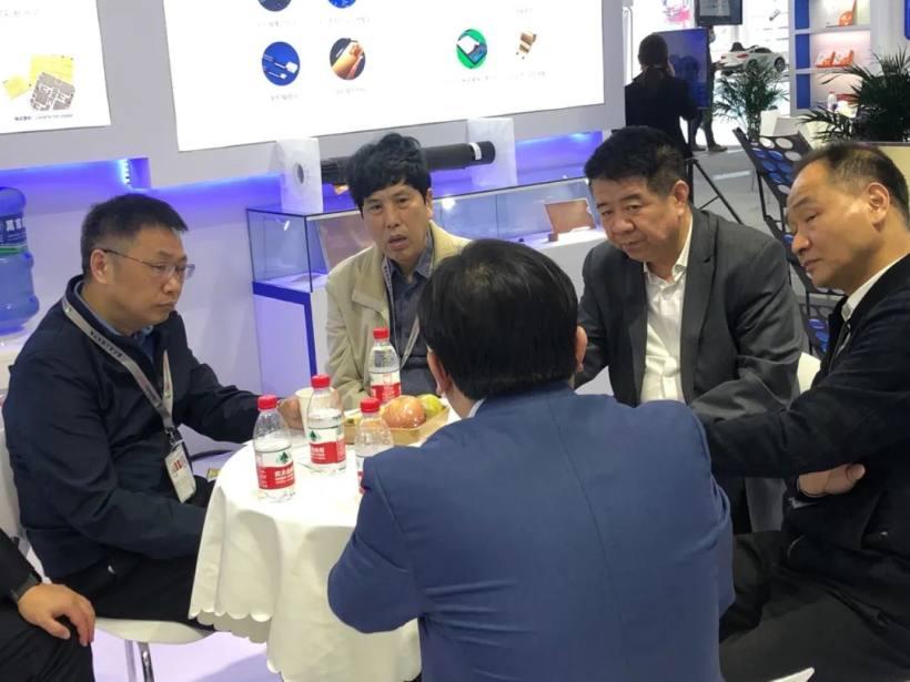 华中铜业亮相慕尼黑上海会展  接受央视《品质》栏目采访