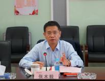 深圳证监局机构二处处长刘晓萍一行到中金岭南调研