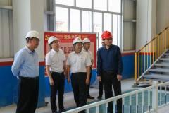 红河州人大常委会副主任向从科一行到云南神火调研