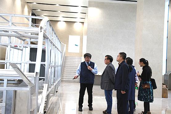 南寧市發改委赴南南鋁開展重點項目調研工作