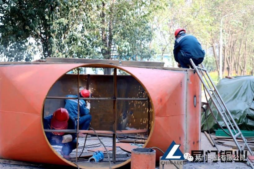 易門銅業順利完成2021年度大修工作全面復產