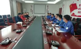 旗能电铝赴甘肃东兴铝业考察交流本质安全管理工作