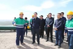 甘肃省副省长刘长根到金川集团调研 强调实现生产发展与环境保护共赢目标
