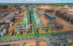 紫金礦業剛果(金)卡莫阿-卡庫拉銅礦選廠基本竣工 即將帶料試車