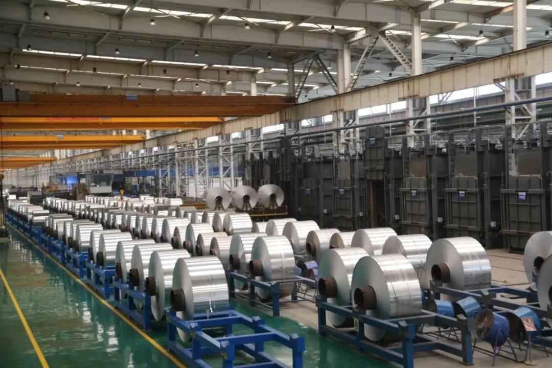 天成彩铝公司4月销量再创佳绩