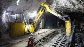 五矿水口山四月份生产持续保持稳产高产