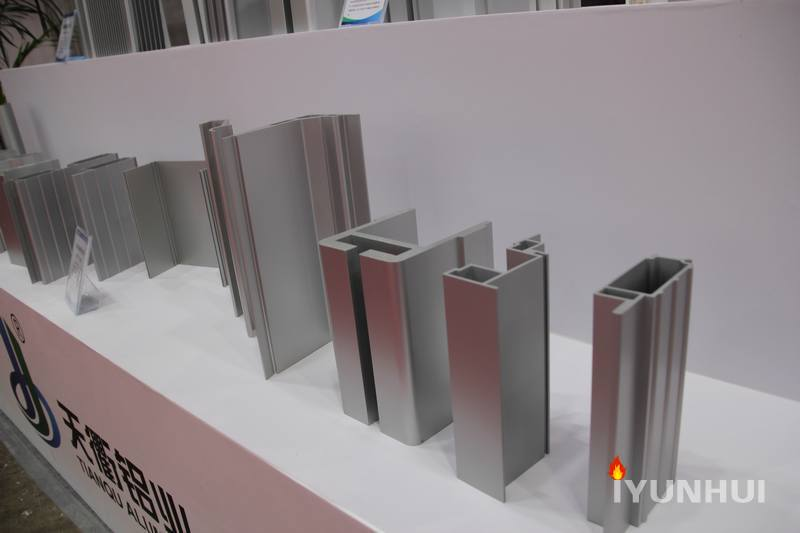2021郑州国际铝工业展:天衢铝业展品