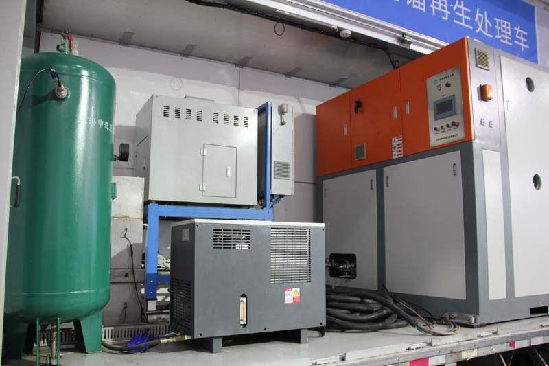 2021郑州国际铝工业展:富兰克润滑科技展品