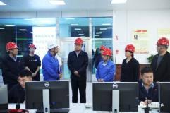 副市长贾汝昌到白银集团检查安全生产工作