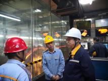 中国铜业杨世和到昆明铜业调研