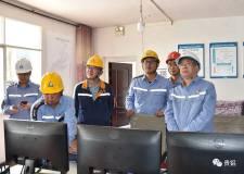 贵州铝厂执行董事陈刚到麦坝铝矿检查防洪防汛和安全环保工作