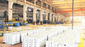 白银有色铅锌厂完成年度检修全面复产