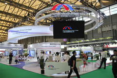 中國宏橋亮相2021中國國際鋁工業展