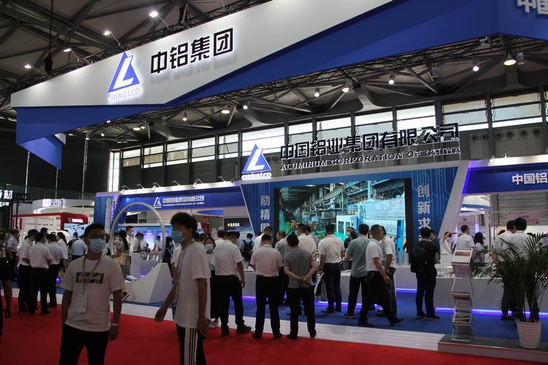2021年中國國際鋁工業展全程圖片回顧三